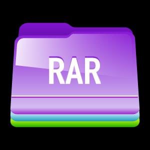 WinRAR 的 图标 免费下载, WinRAR图标 , I