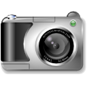 照相机和卸载图标免费下载图片